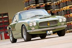Maserati Sebring - Want one . especially one with gold trident.