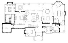 bathroom designs and floor plans   ... Home, Timber Frame & Hybrid Home Floor Plans by Wisconsin Log Homes