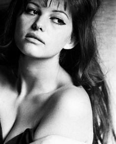 Portrait of Claudia Cardinale by Chiara Samugheo, 1964