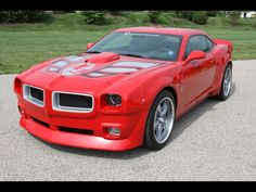 pictures of 2010 camaros | Lingenfelter TA Concept based on Chevrolet Camaro - 2010