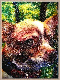Chihuahua by BeadShopp on Etsy, $70.00