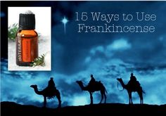 15 Ways to Use Frankincense & Frankincense Offer!