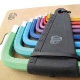 Allen Rainbow Key Set