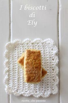 ricotta...che passione - storie di cucina naturale -: I biscotti di Ely