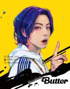 Jungkook Fanart, Foto Jungkook, Kpop Fanart, Foto Bts, Bts Photo, Seokjin, Namjoon, Bts Drawings, Bts Chibi