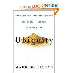Ubiquity. By Mark Buchanan