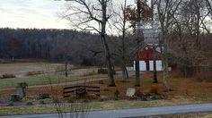 My favorite barn on Battle Creek Farm.