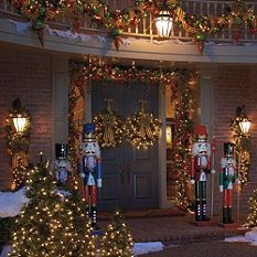 I love Frontgate holiday decor