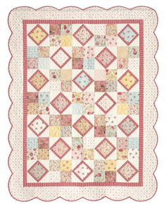 How Charming: Eleanor Burns Signature Quilt Pattern