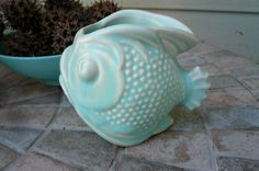 Nelson McCoy Fish by Softies Central, via Flickr