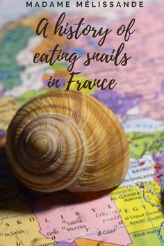 Have you ever wanted to try snails but were too hesitant?  Read the article to find out why all of France love their escargots.