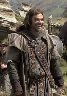 Aidan Turner. i swear he's just perfect X) that smile :*) hahahaha X)