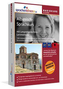 Albanisch lernen mit Langzeitgedächtnis-Methode (2017)