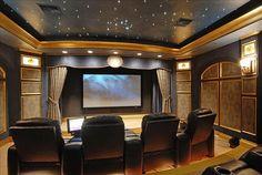 Amazing Home Theater Ideas - 27 Pics