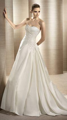 Atelier Diagonal Bridal Gown Style - Onada