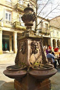 Pontevedra, paso obligado del Camino de Santiago