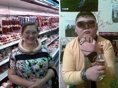 Ordinary Pictures from Russian Social Networks