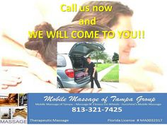 massage-in-tamap.com mobile outcall massage therapy in the Tampa bay area. Mixed Techniques for best results. No need to drive after a relaxing massage, We Come To You!     http://www.azoda.vn/