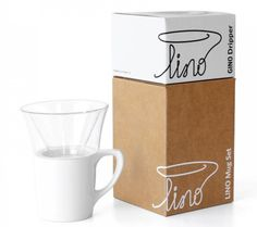 notNeutral Gino & Lino Dripper Set: Small, simple, and easy to take anywhere for pour-over duty, this would make a nice Father's Day gift alongside a couple bags of your local roaster's best.