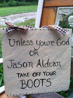 Boots/Jason Aldean