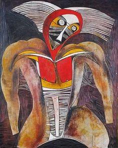 Cecil Skotnes - Shaka