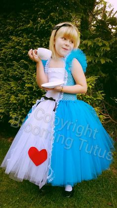 ADULT Disney Alice in Wonderland Inspired by BloomingTutusUK