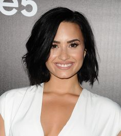 Obsessed With Demi Lovato - Demi Lovato attends the Samsung Launch Party in...