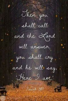 Isaiah 58:9