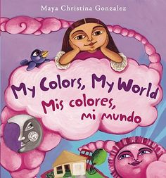 Concept- When reading My Colors, My World children learn the Spanish words for colors and everyday objects.  After reading this story, children could use the vocabulary they just learned by identifying and labeling various objects in the room by their Spanish color.
