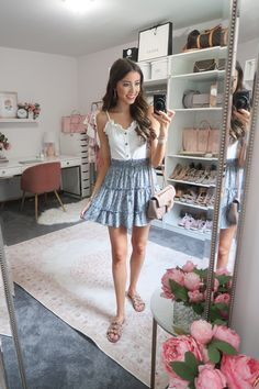 I recently placed an online order from Shein- and found so many cute outfits- 25 to be exact! Check out what I picked out below. Crochet Lace Dress, Eyelet Dress, Gingham Dress, Cool Outfits, Summer Outfits, Amazing Outfits, Vacation Outfits, Casual Outfits, Vestidos