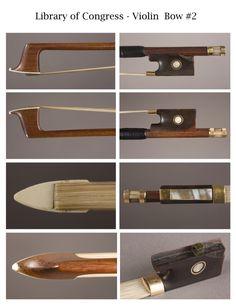 Tourte violin bow