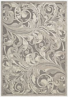 Nourison Graphic Illusions Gil01 Gray/Camel  #nwrugs #loveofrugs #interiordesign #rugs http://www.nwrugs.com/