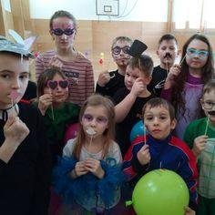 Maškarní karneval | ZŠ a MŠ Újezdec