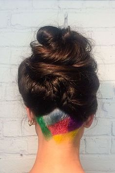 10 ways to wear the hair trend that's taking the Internet by storm