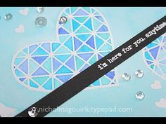 """nichol magouirk: Simon Says Stamp October Card Kit   """"I'm Here For You. Anytime."""" Card + GIVEAWAY"""