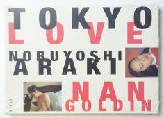Tokyo Love by Nobuyoshi Araki and Nan Goldin Hardcover) for sale online Book Club Books, New Books, Book Art, Nan Goldin, School Photos, Spring Fever, Kids Boxing, Best Photographers, Vintage Photographs