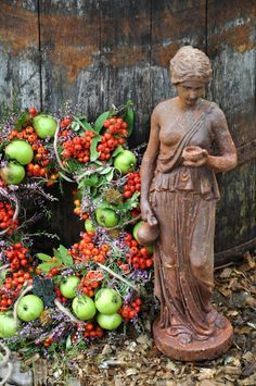 Wreaths & Garlands - autumn wreath