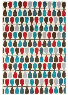 print & pattern: RUGS - woven ground