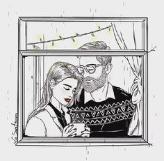 Se nos está acabando el año... Y nosotros con todas las páginas por llenar. #SaraHerranz #ilustración