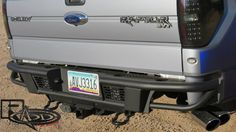 Ford Shelby Raptor Rear Bumper