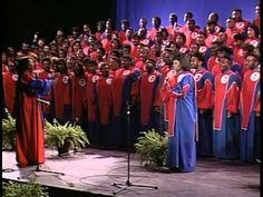 """Be Still"" - Mississippi Mass Choir"