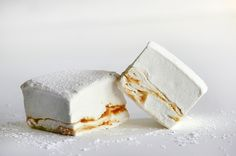 salted caramel & earl gray marshmallow