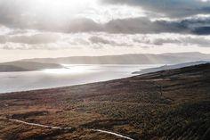 スコットランド、215kmのハイキングコース