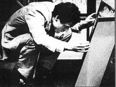 Ted Bundy, acting as his own attorney, examines the evidence against himself.