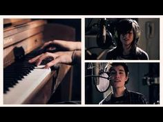 "Team Grimmie. ""Just A Dream"" with Sam Tsui."