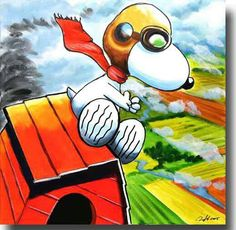 Review: Snoopy Flying Ace Review - This Is My Joystick! |Snoopy Ace