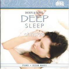 Body & Soul DEEP SLEEP Piano Instrumental Ocean Waves Sounds Healing Music CD
