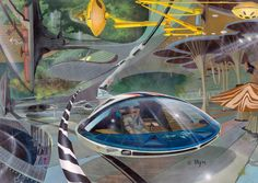 Trans-Space, by Peter Andrew Jones, 1979
