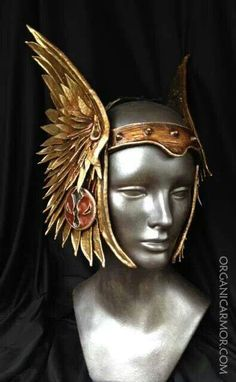 Angela cosplay, from the Spawn series Vikings, Inspiration Drawing, Fantasy Costumes, Tiaras And Crowns, Mode Vintage, Headgear, Headdress, Costume Design, Halloween Costumes