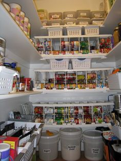 pantry storage ideas | Guest post today… Food Storage 101!